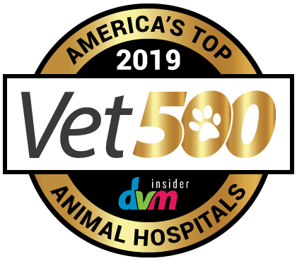 2019 Vet500 annual ranking, Advanced Care Pet Hospital ranks 139 in Top 500